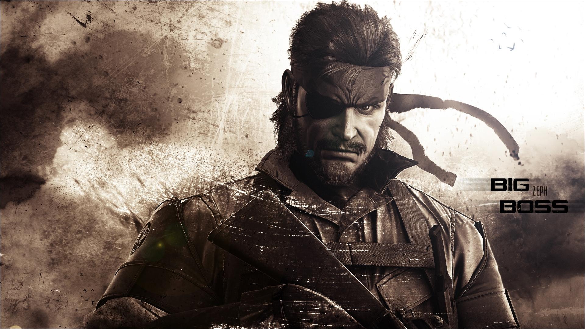 10 Latest Metal Gear Solid 5 Wallpaper Hd FULL HD 1920× ...
