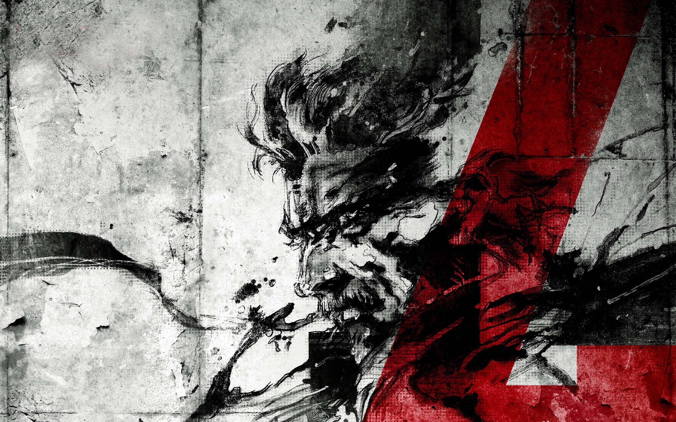metal gear solid wallpapers - wallpaper cave