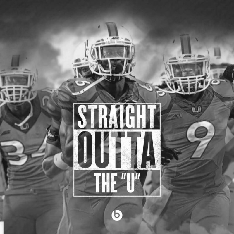10 Top Miami Hurricane Football Wallpaper FULL HD 1080p For PC Background 2021 free download miami hurricanes u pinterest miami hurricanes miami and 800x800