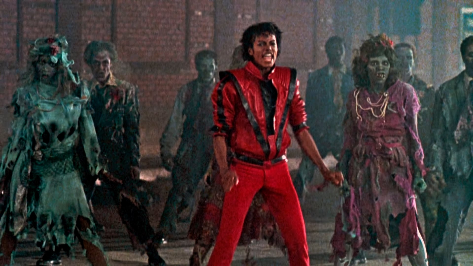 10 Best Michael Jackson Thriller Images FULL HD 1920×1080 For PC Background