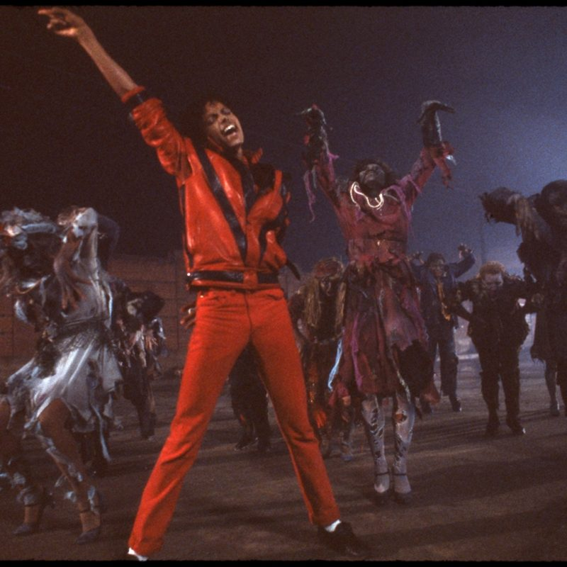 10 Best Michael Jackson Thriller Images FULL HD 1920×1080 For PC Background 2018 free download michael jacksons thriller 3d to world premiere at venice film 1 800x800