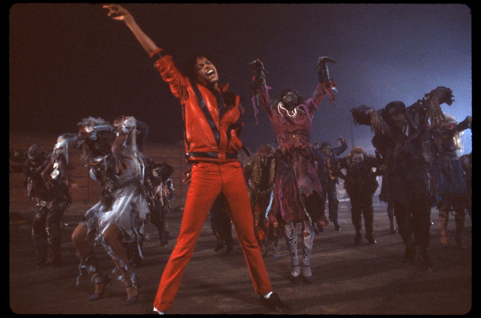 michael jackson's thriller 3d' to world premiere at venice film