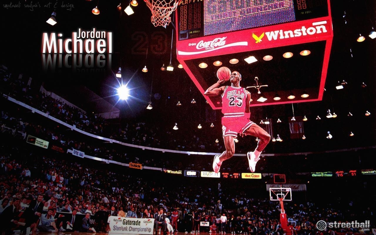 michael jordan dunk wallpapers - wallpaper cave