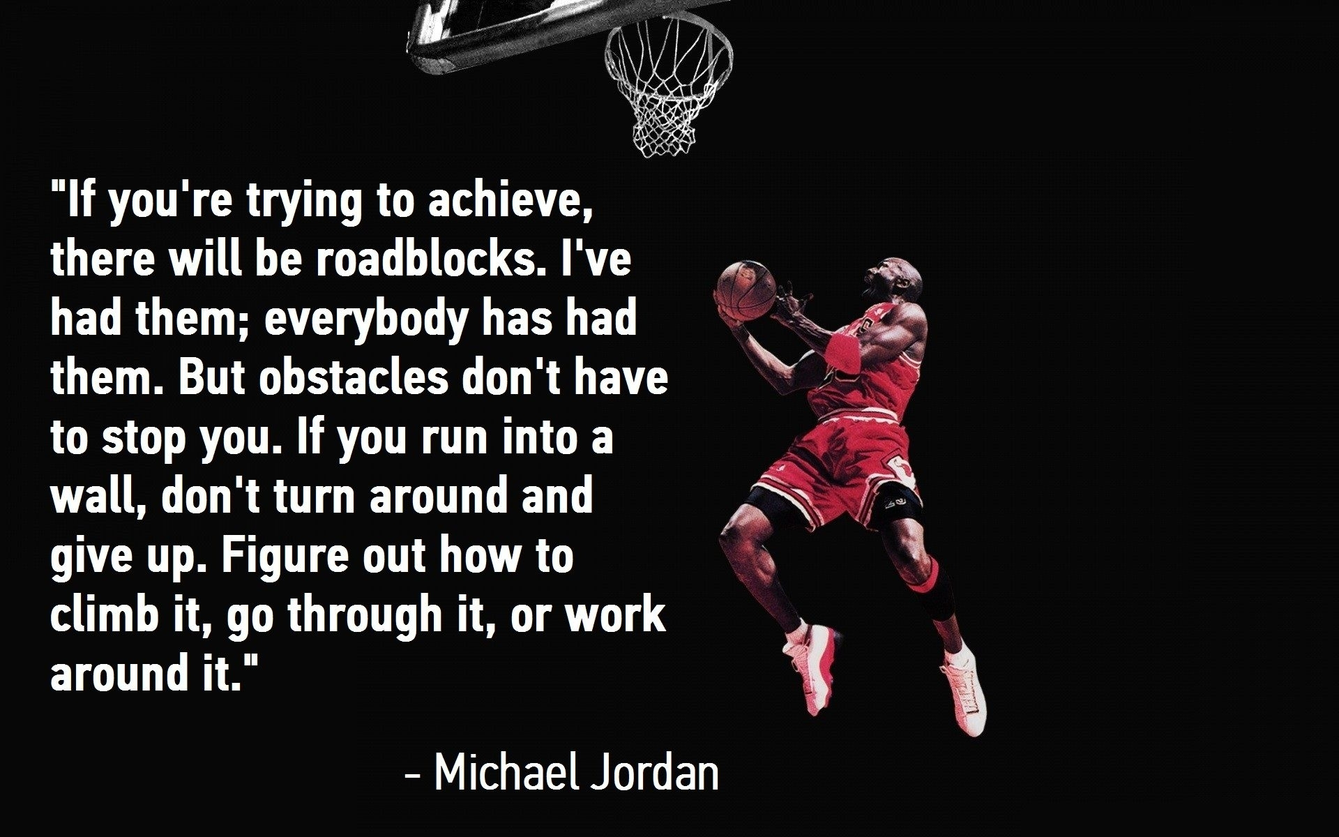 michael-jordan-quote-wallpaper-hd - wallpaper.wiki