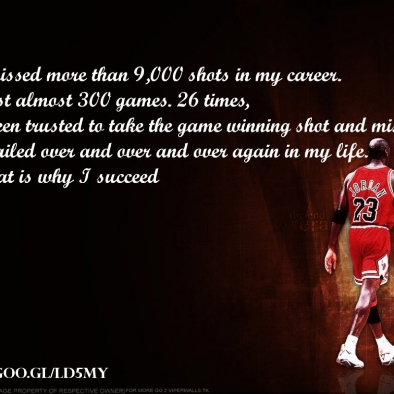 10 Latest Michael Jordan Quotes Wallpaper FULL HD 1080p For PC Background 2018 free download michael jordan quote wallpaper michael jordan quotes wallpaper 800x800