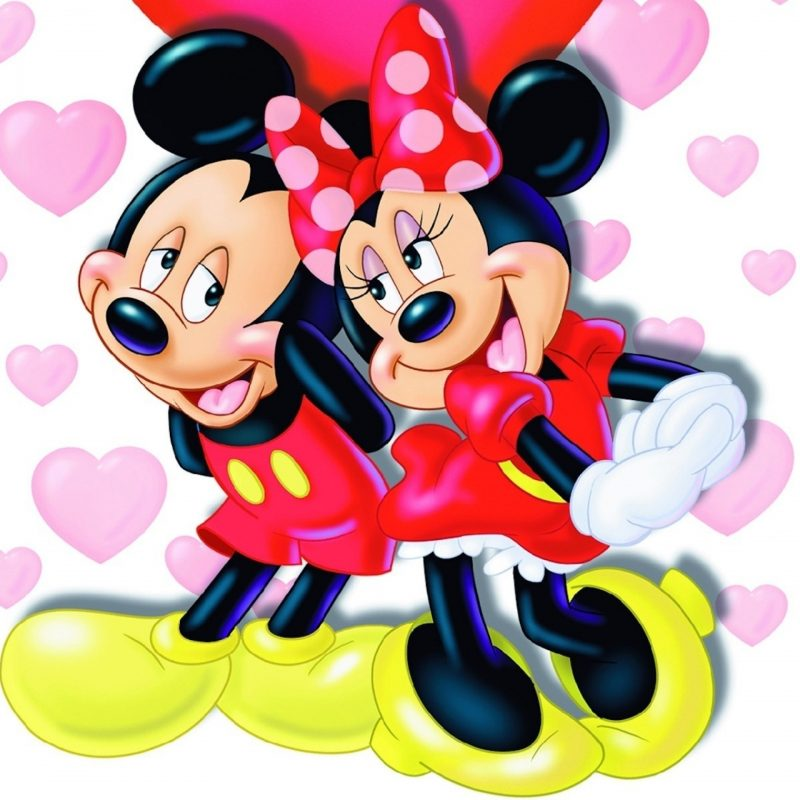10 Top Mickey And Minnie Mouse Pic FULL HD 1920×1080 For PC Background 2018 free download mickey and minnie mouse cartoons mickey mouse minnie disney 800x800