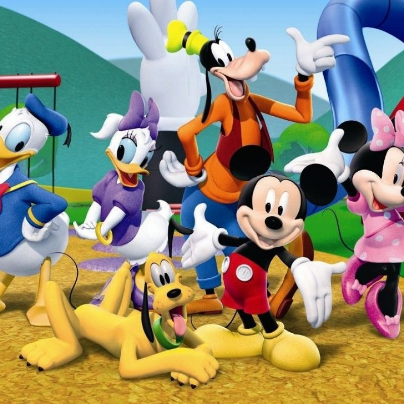10 Most Popular Mickey Mouse Clubhouse Wallpapers FULL HD 1080p For PC Background 2020 free download mickey club house imagens resultados yahoo search da busca de 800x800