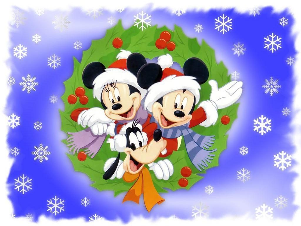 10 Best Mickey Mouse Christmas Wallpapers FULL HD 1080p For PC Background 2018 free download mickey mouse christmas wallpaper christmas screensavers flickr 1024x768