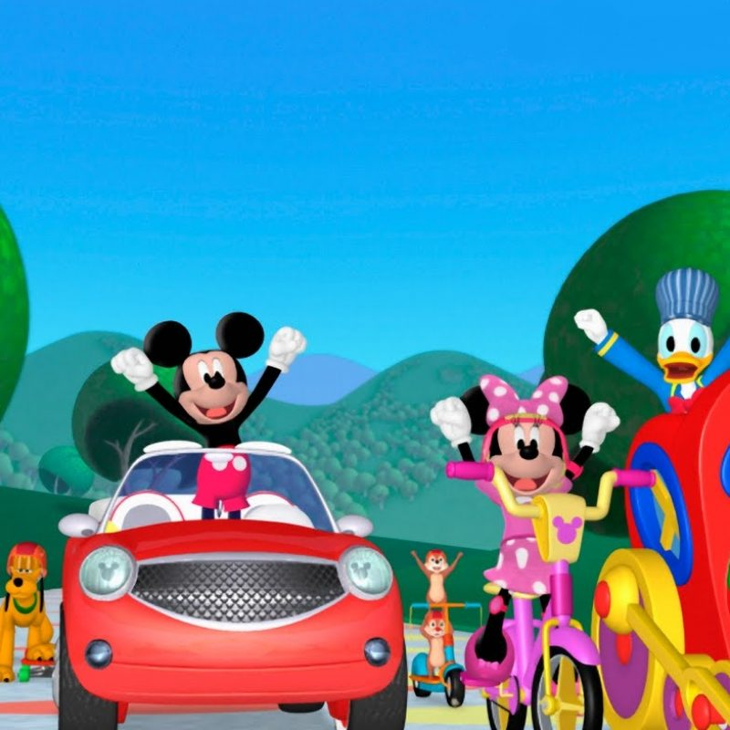 10 Most Popular Mickey Mouse Clubhouse Wallpapers FULL HD 1080p For PC Background 2018 free download mickey mouse clubhouse wallpaper 1rositafresita99 on deviantart 800x800