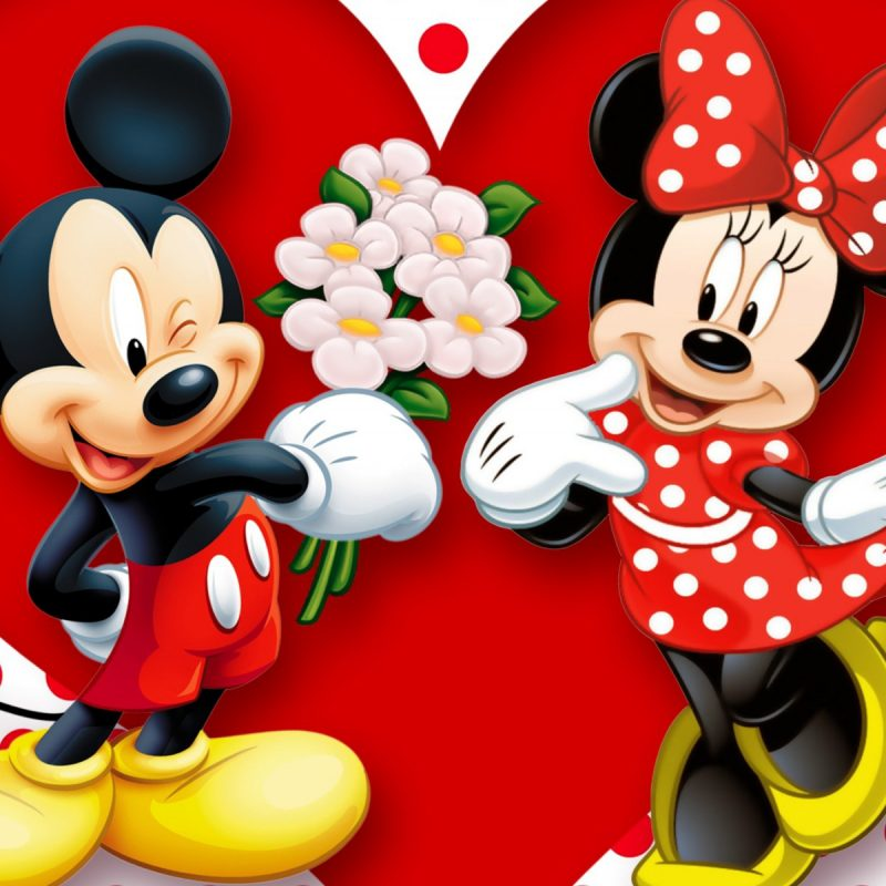 10 Most Popular Mickey Mouse And Minnie Mouse Wallpapers Full Hd