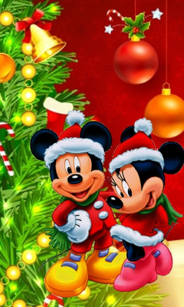 10 Best Mickey Mouse Christmas Wallpapers FULL HD 1080p For PC Background 2018 free download mickey mouse wallpapers for phone wallpaperpulse hd wallpapers 614x1024