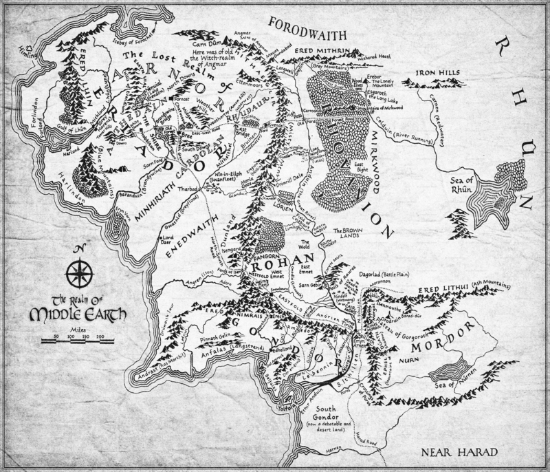 10 Most Popular Map Of Middle Earth High Resolution FULL HD 1920×1080 For PC Desktop 2020 free download middle earth 42w black white wallpaper thinlinetextiles 800x686