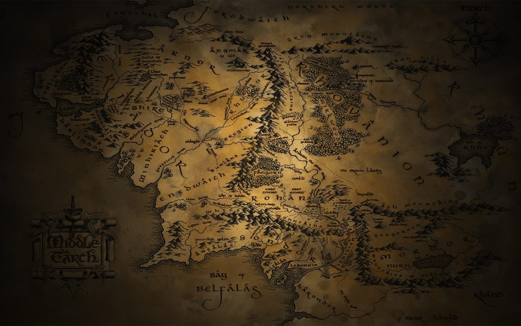 10 Latest Lord Of The Rings Map Background FULL HD 1080p For PC Desktop 2018 free download middle earth bohem home pinterest middle earth middle and earth 1024x640
