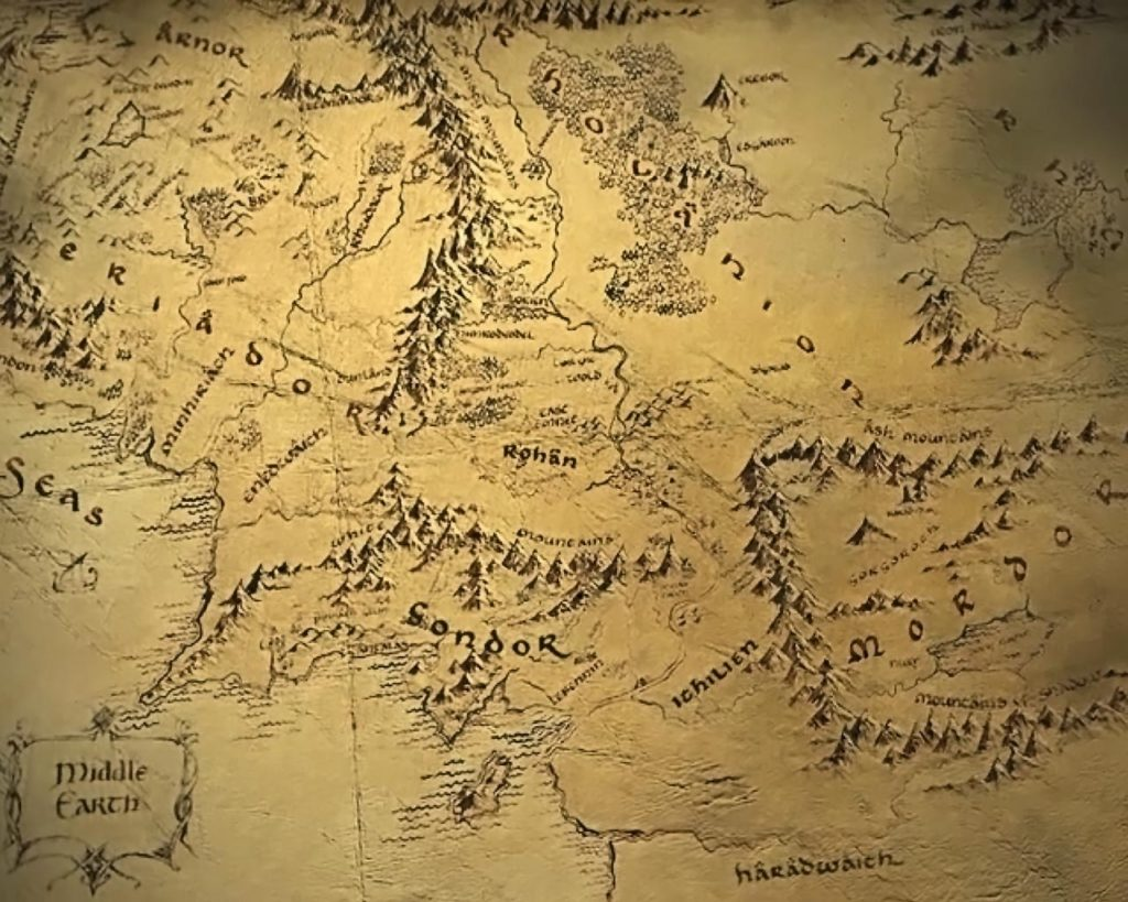10 Latest Lord Of The Rings Map Background FULL HD 1080p For PC Desktop 2018 free download middle earth map google search 3rd year film enviroment 1024x819