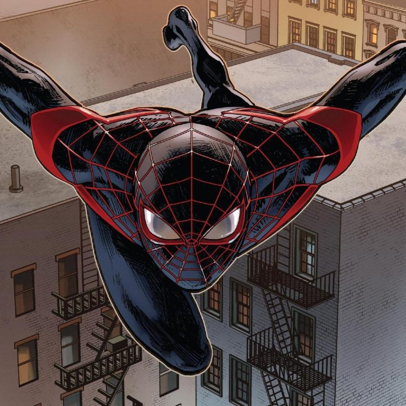 10 Top Miles Morales Spider Man Wallpaper FULL HD 1080p For PC Background 2018 free download miles morales images miles morales ultimate spider man hd wallpaper 800x800
