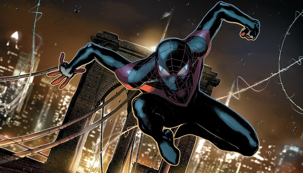 miles morales outfit mod for spider-man 2 file - mod db