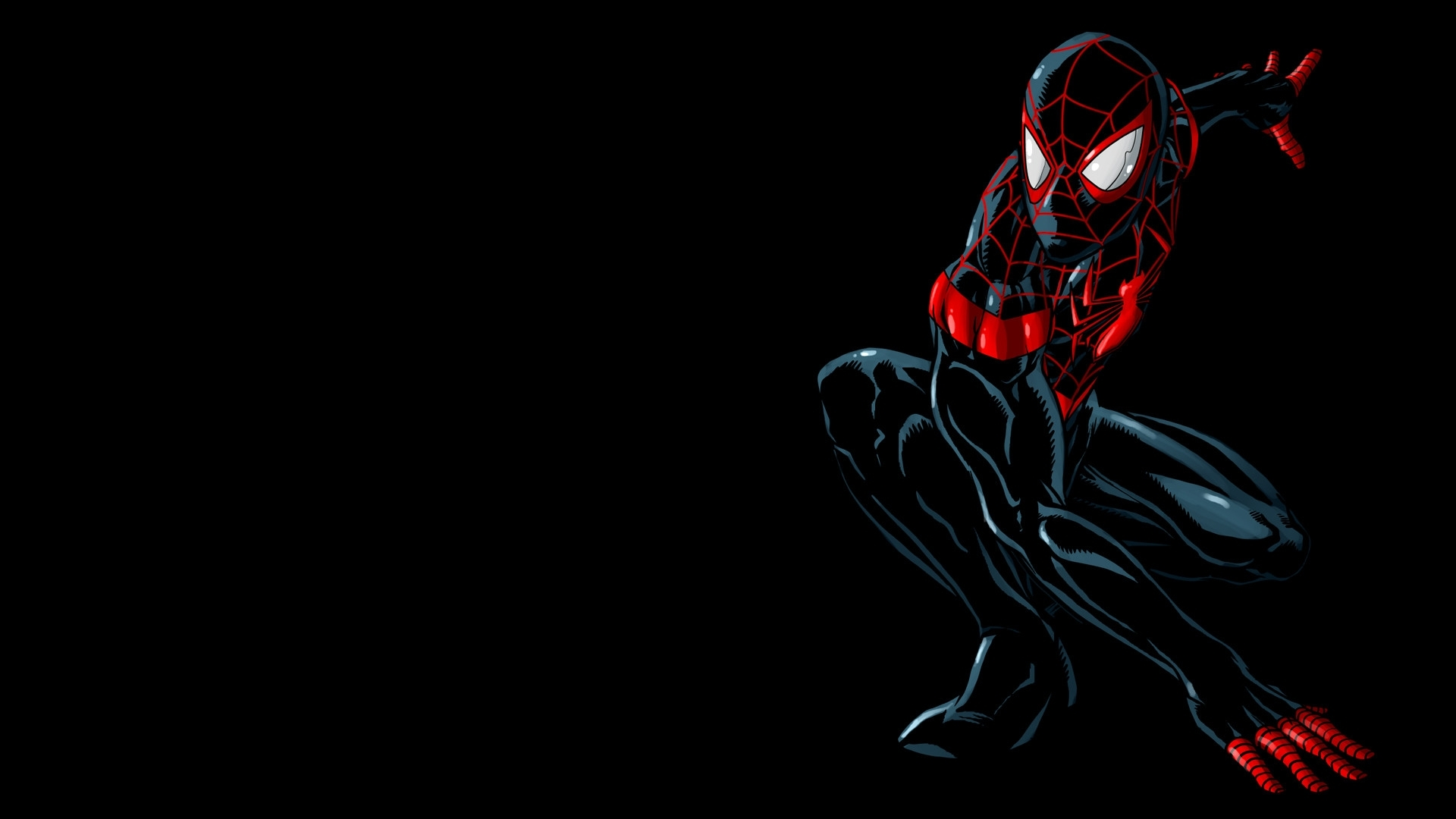 miles morales wallpaper3 - wallpaperheat