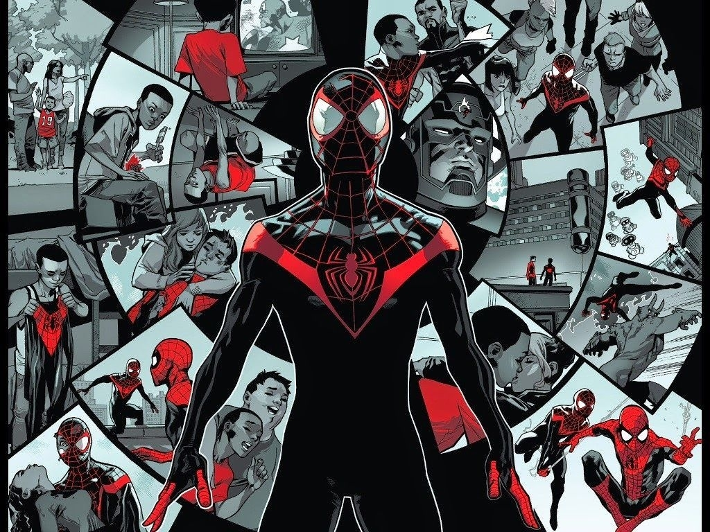 miles morales wallpapers - wallpaper cave