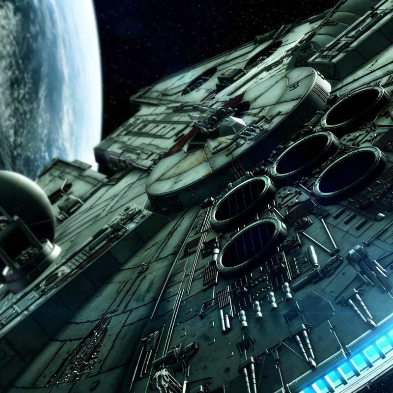 10 Latest Millenium Falcon Wallpaper 1920X1080 FULL HD 1080p For PC Background 2018 free download millenium falcon wallpapers wallpaper cave 4 800x800