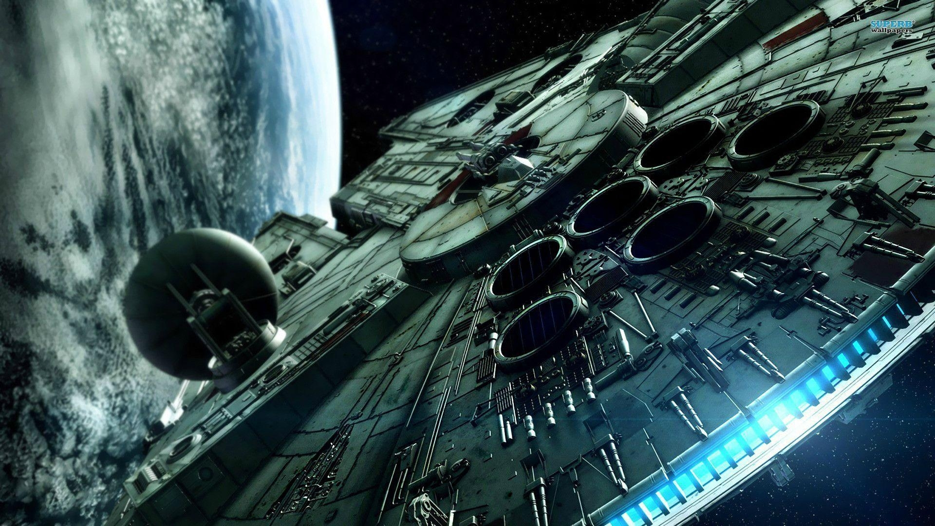 millenium falcon wallpapers - wallpaper cave