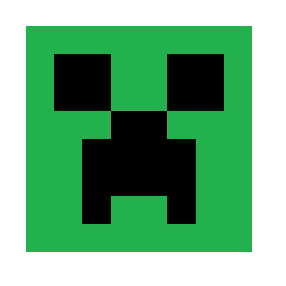 minecraft creeper printable minecraft creeper face | < minecraft