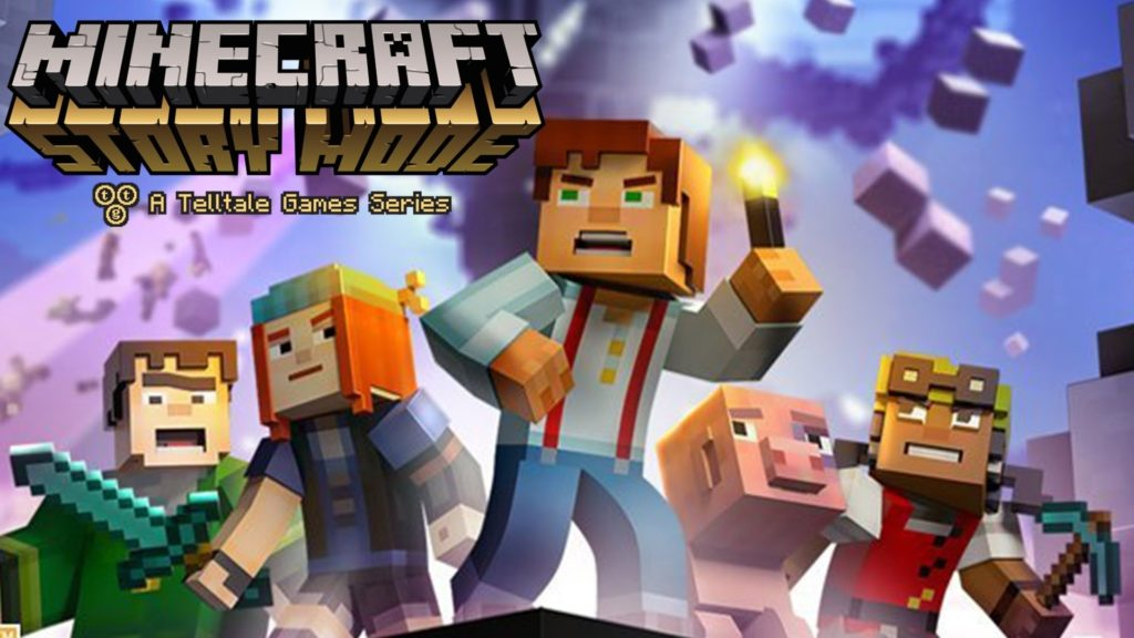 10 Best Minecraft Story Mode Wallpaper FULL HD 1080p For PC Desktop 2021 free download minecraft story mode leveraging resources achievement guide 1024x576