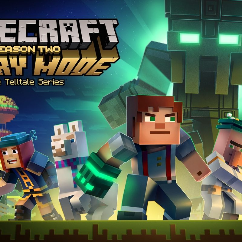 10 Top Minecraft Story Mode Wallpapers FULL HD 1920×1080 For PC Background 2018 free download minecraft story mode saison 2 le 11 juillet insert coin 800x800