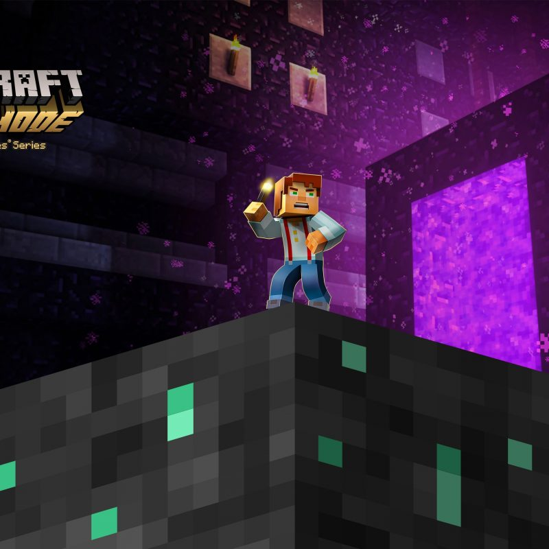 10 Top Minecraft Story Mode Wallpapers FULL HD 1920×1080 For PC Background 2018 free download minecraft story mode wallpapers high resolution desktop wallpaper box 800x800