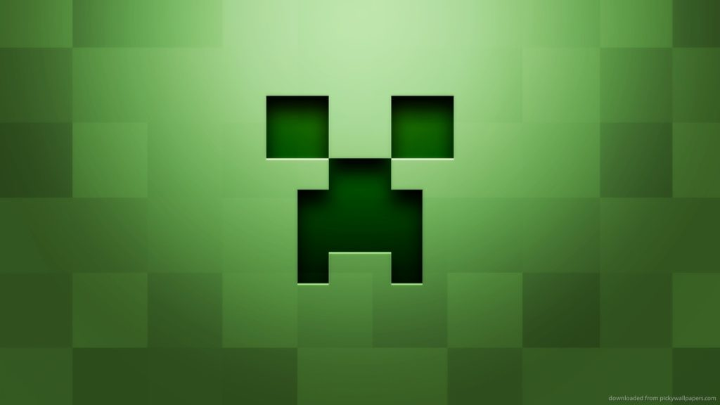 10 Most Popular Pictures Of A Creeper Face FULL HD 1080p For PC Background 2018 free download minecraft wallpaper epic creeper face 1024x576