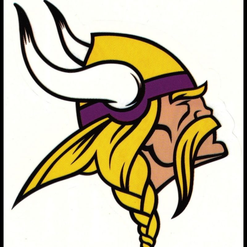 10 Best Minnesota Vikings Pics Logo FULL HD 1920×1080 For PC Background 2018 free download minnesota vikings nfl team logo license football indoor decal 800x800