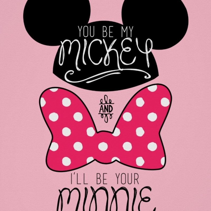 10 Most Popular Mickey Mouse And Minnie Mouse Wallpapers FULL HD 1920×1080 For PC Desktop 2020 free download minnie mouse quote frase de minnie mouse dgiiirls disney 800x800