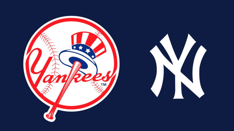 10 Top New York Yankees Logo Wallpaper FULL HD 1080p For PC Background 2018 free download mlb new york yankees logo 1920x1080 wallpaper new york sports 800x450