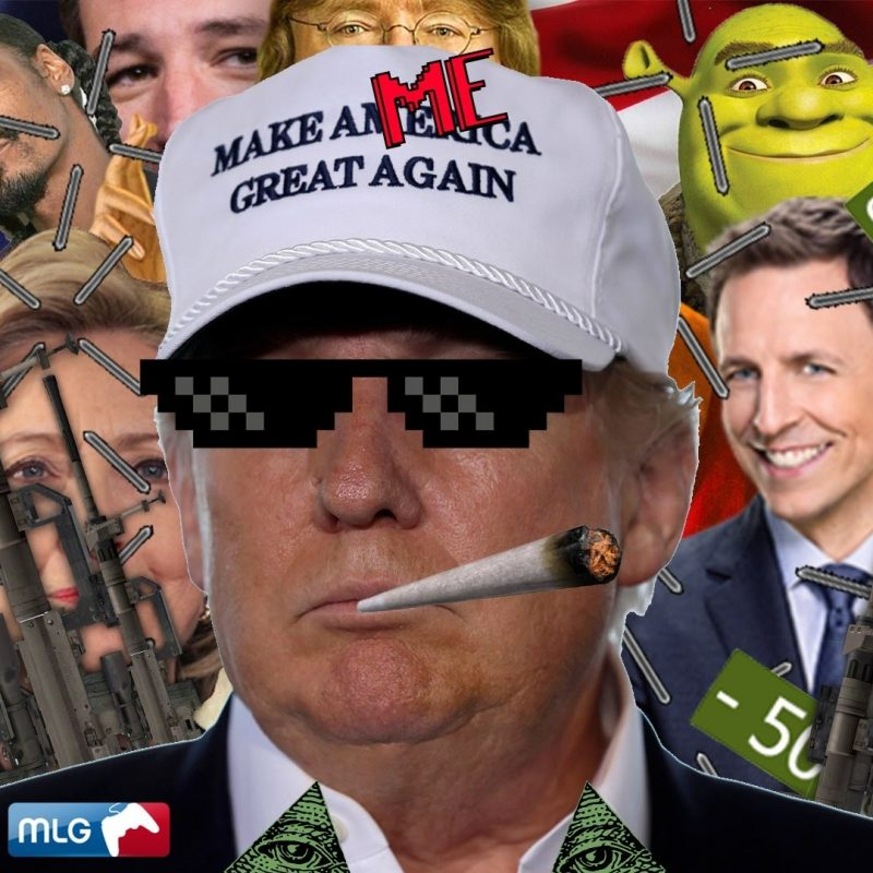 10 New Donald Trump Wallpaper Funny FULL HD 1080p For PC Background 2018 free download mlg donald trump gets roasted youtube 800x800