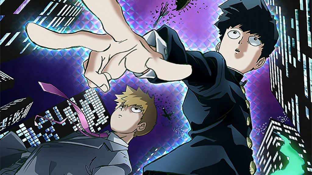 10 Top Mob Psycho 100 Hd Wallpaper FULL HD 1920×1080 For PC Desktop 2018 free download mob psycho 100 shigeo and arataka an wallpaper 2331 1024x576