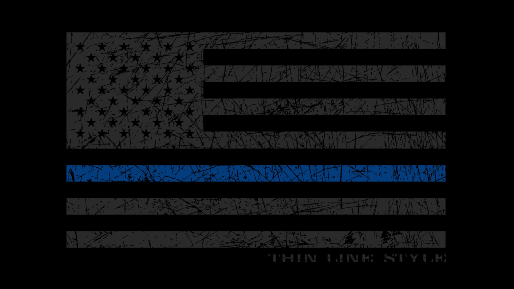 10 Best Thin Blue Line Flag Desktop Wallpaper FULL HD 1080p For PC Desktop 2020 free download mobile and desktop backgrounds thin line style 1 1024x576