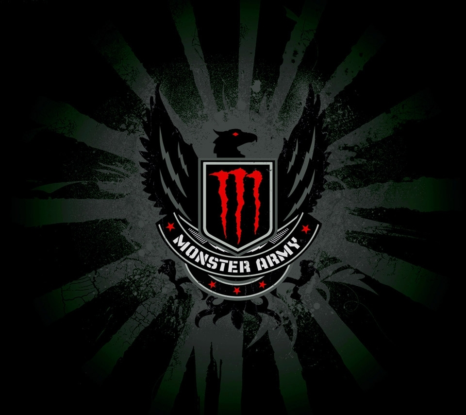 monster energy logo wallpaper | other,monster,monster energy