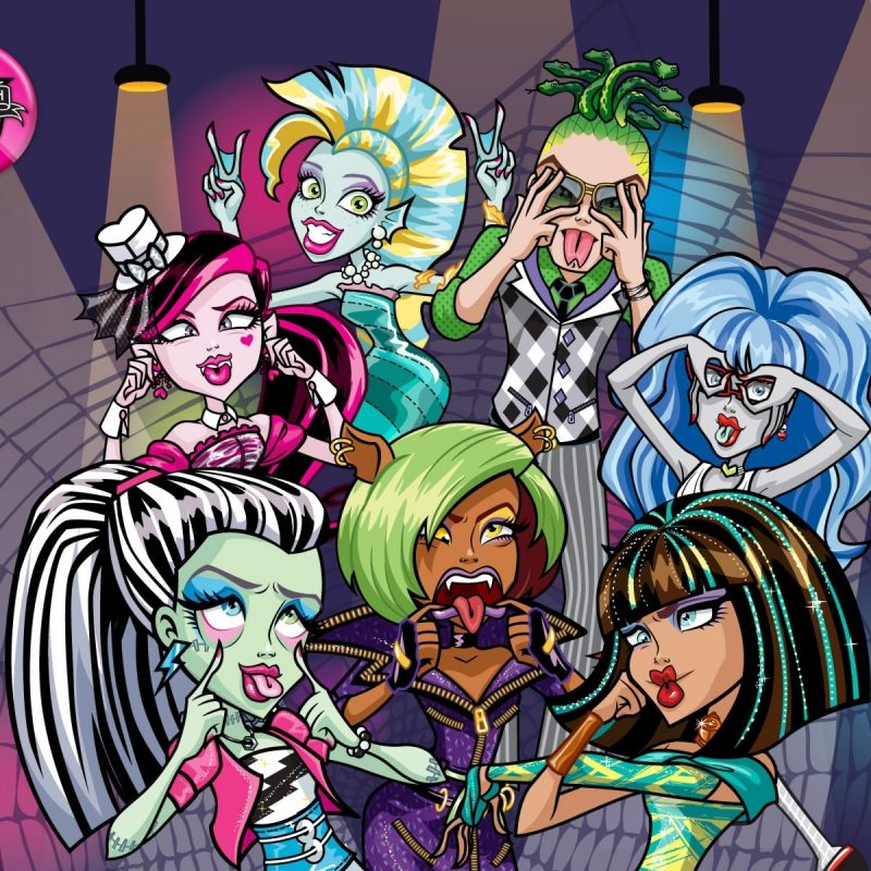 10 New Wallpaper Of Monster High FULL HD 1080p For PC Desktop 2018 free download monster high wallpaper ch wallpapertp 1600x1200 800x800