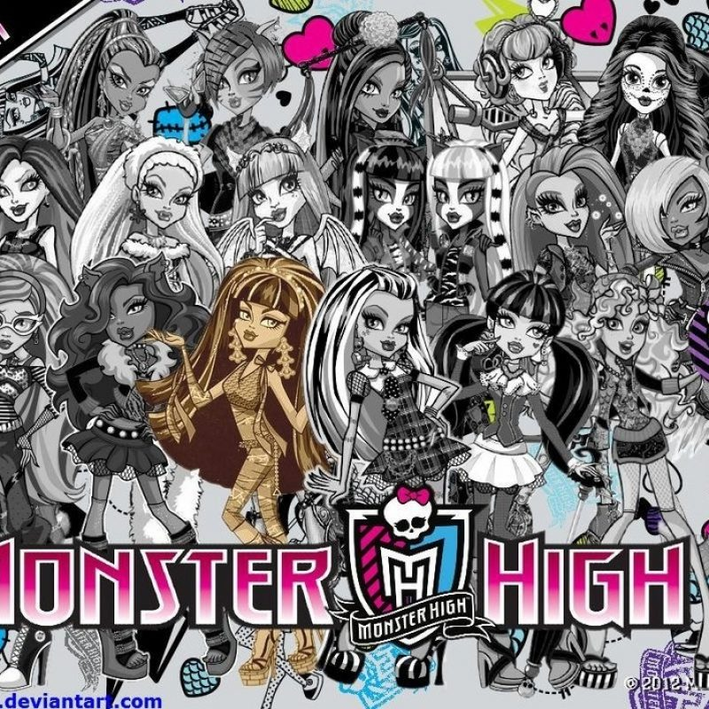 10 New Wallpaper Of Monster High FULL HD 1080p For PC Desktop 2018 free download monster high wallpapersilver sonic shadow on deviantart 800x800