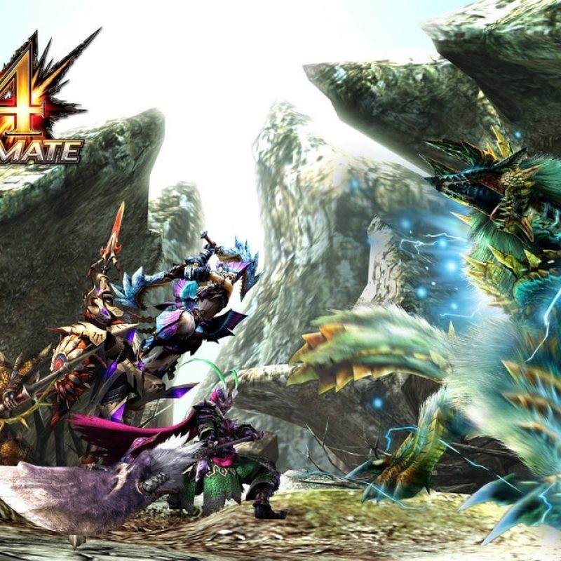 10 Latest Monster Hunter 4 Wallpaper FULL HD 1080p For PC Desktop 2018 free download monster hunter 4 ultimate wallpaperzupertompa on deviantart 800x800