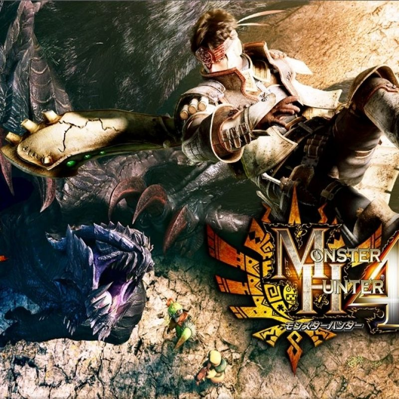10 Latest Monster Hunter 4 Wallpaper FULL HD 1080p For PC Desktop 2018 free download monster hunter 4 wallpaper hd 6946490 800x800