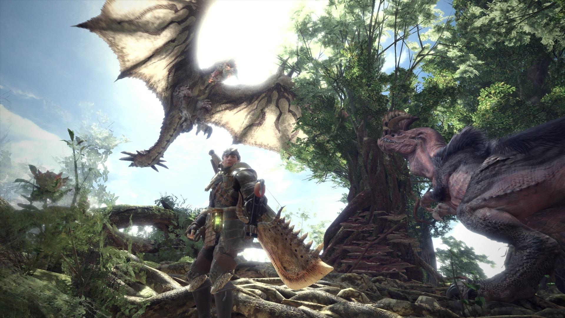 monster hunter world - découvrez l'épisode le plus ambitieux de la