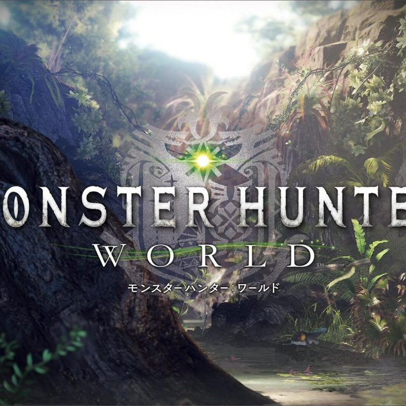 10 Top Monster Hunter World Hd Wallpaper FULL HD 1080p For PC Desktop 2020 free download monster hunter world le premier des dlc en video gamer1x 800x800