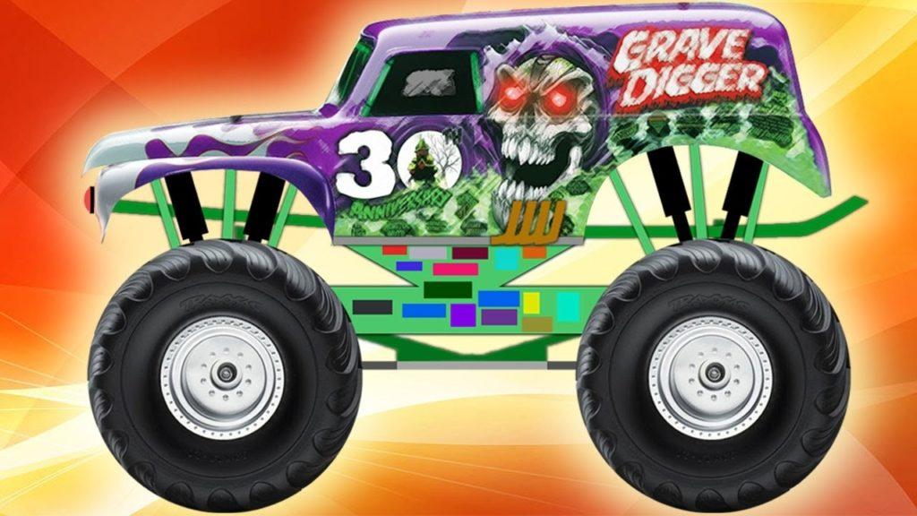 10 Most Popular Pictures Of Grave Digger Monster Truck FULL HD 1080p For PC Desktop 2018 free download monster truck grave digger youtube 1024x576