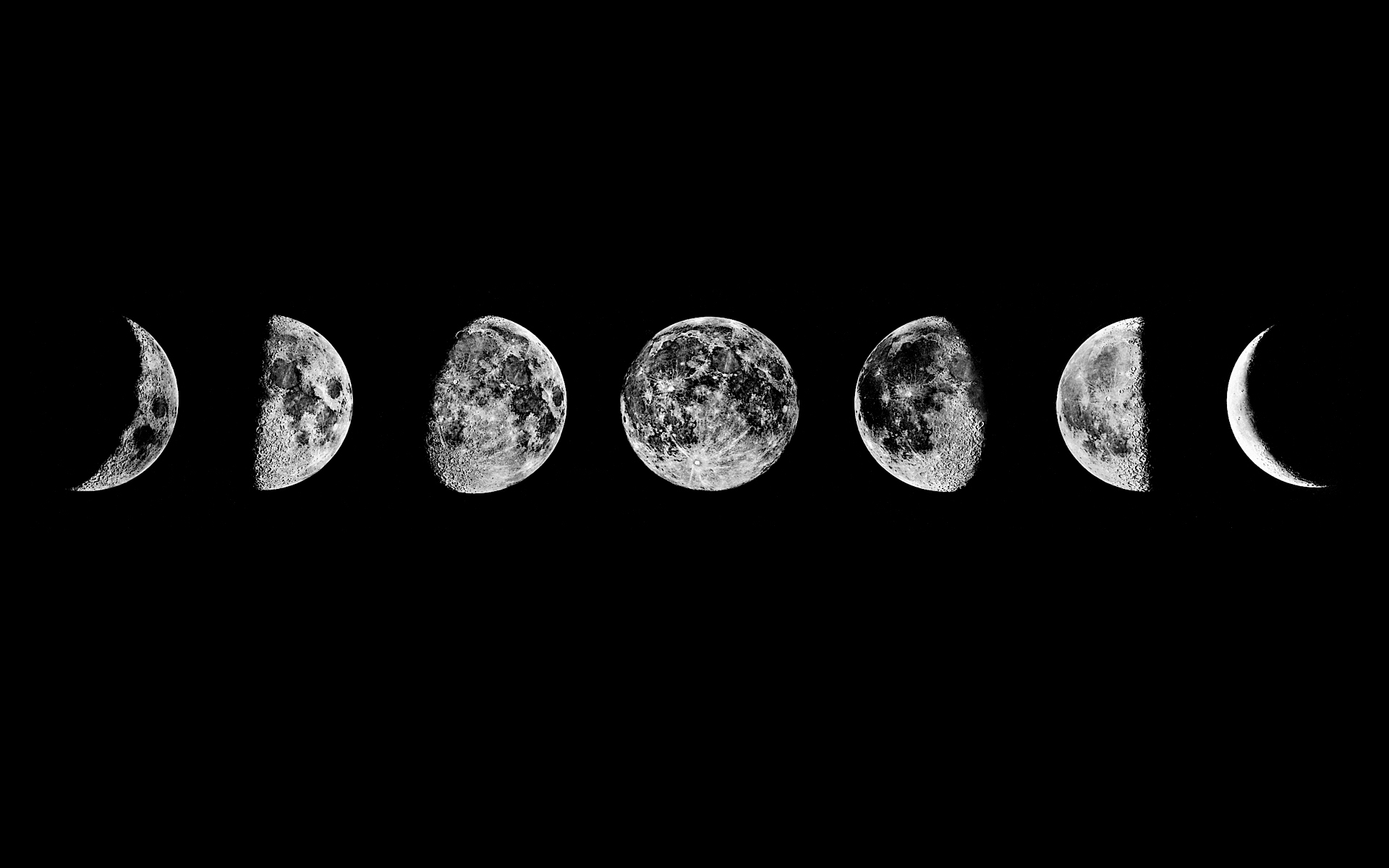 moon phases wallpapers hd full wallpaper desktop res 1920x1200px