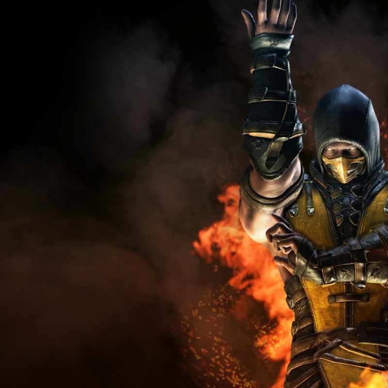 10 Latest Scorpion Mortal Kombat Wallpapers FULL HD 1920×1080 For PC Desktop 2018 free download mortal kombat x inferno scorpion wallpapers hd wallpapers id 17989 1 800x800
