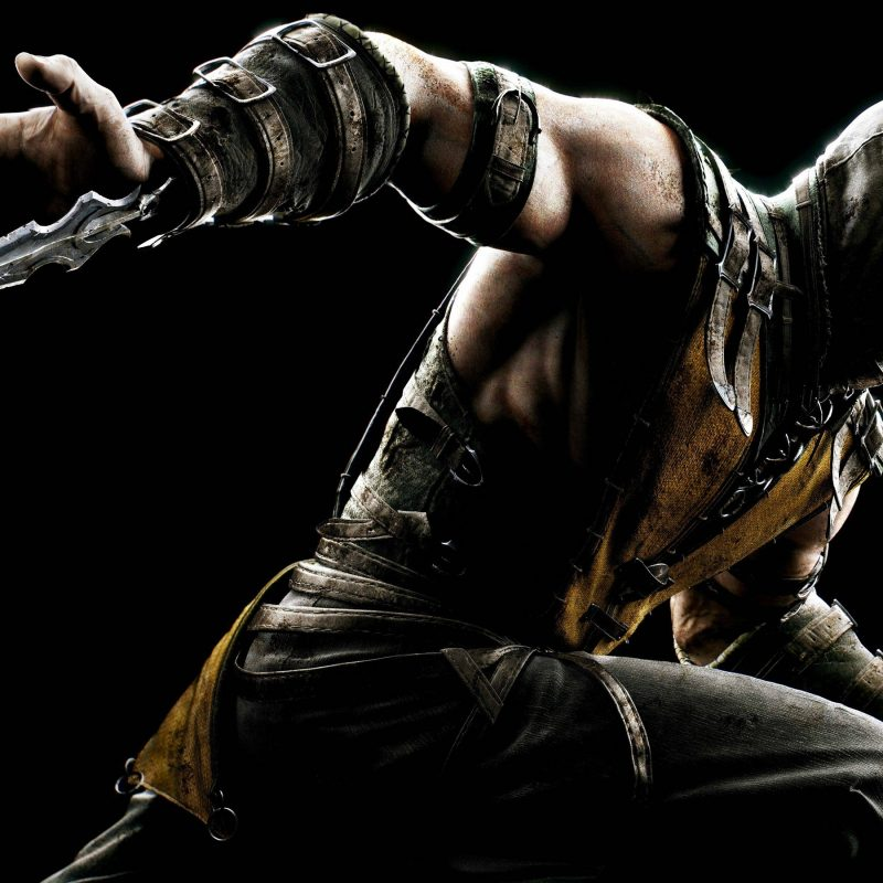 10 Best Mortal Kombat Scorpion Wallpaper FULL HD 1920×1080 For PC Background 2018 free download mortal kombat x scorpion wallpapers wallpapers hd 800x800