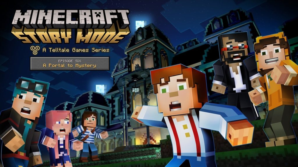 10 Best Minecraft Story Mode Wallpaper FULL HD 1080p For PC Desktop 2021 free download most beautiful minecraft story mode wallpaper ololoshenka 1024x576