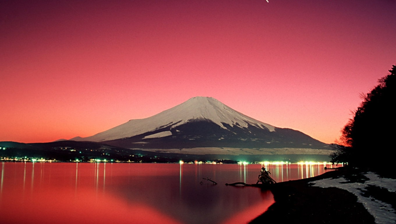 mount fuji hd wallpapers - travel hd wallpapers