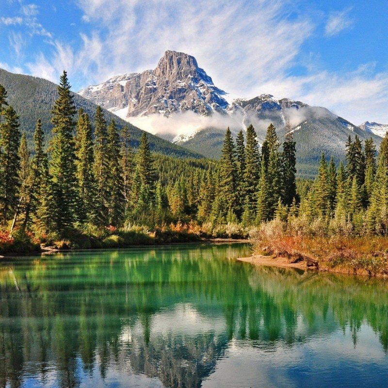10 New Rocky Mountains Wallpaper Hd FULL HD 1080p For PC Background 2018 free download mountain nature landscape cloud lake tree reflection river rock hd 800x800