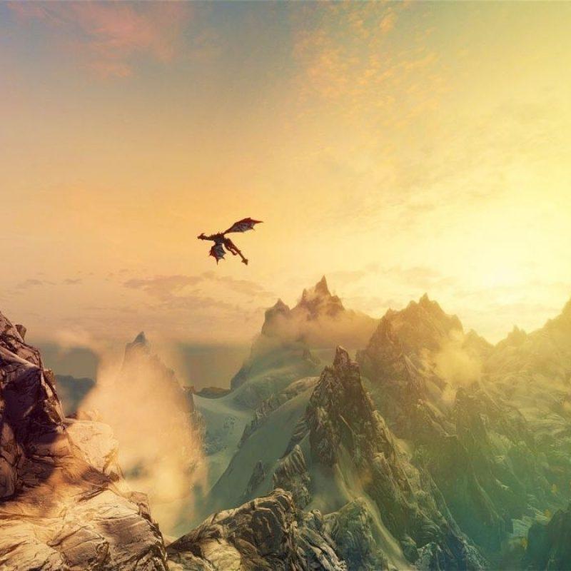 10 New Skyrim Landscape Wallpaper Dragon FULL HD 1080p For PC Desktop 2020 free download mountains dragons fantasy art the elder scrolls v skyrim wallpaper 800x800